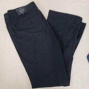 NWT Worthington Modern Fit Trouser leg pants